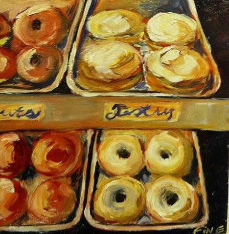 Donut Shop ~Sold