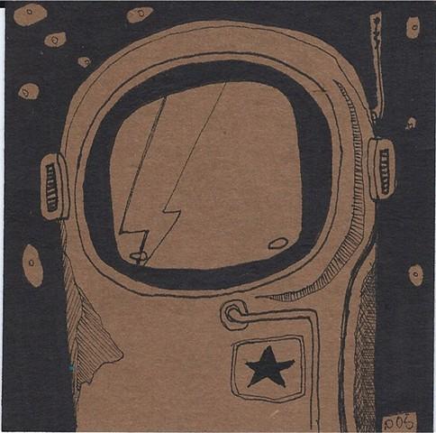 Space Man Ziggy