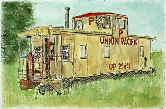 Shoshone Union Pacific