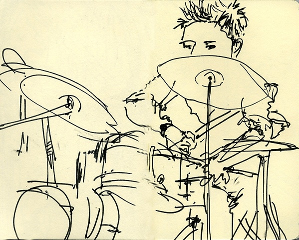 Allison Miller on Drums