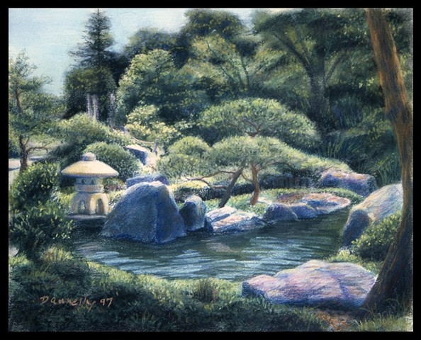 Japanese Tea Garden, Strybing Arboretum