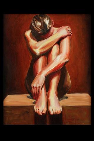 Solemn Figure