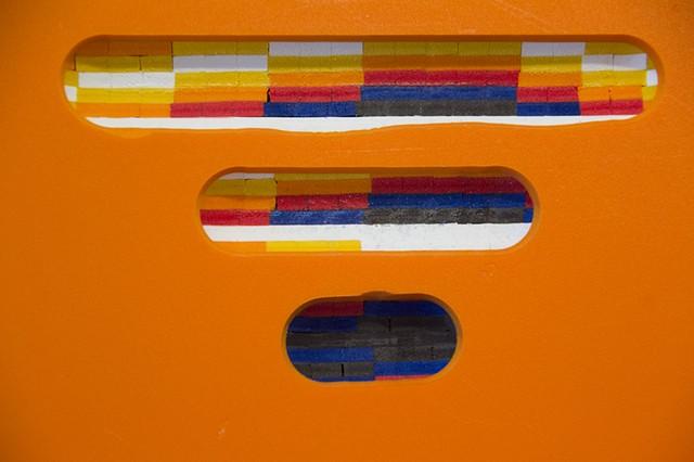 Orange Crush #2  (detail)