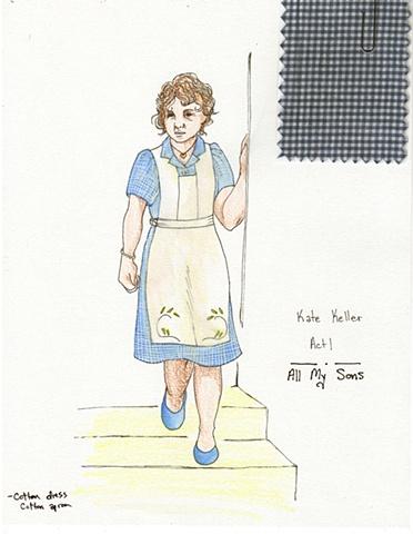 "Kate Keller ""All My Sons"""