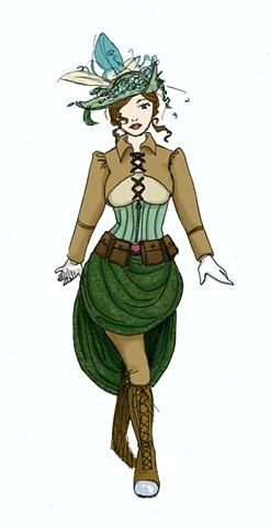 Miss Minnie Catharsis