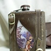 Hiker Inset Flask