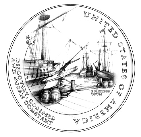 US Mint Artistic Infusion Application Design Concept
