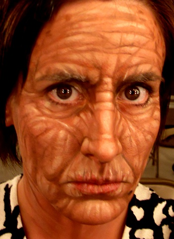 Old Age Application on Self- Non-Prosthetic
