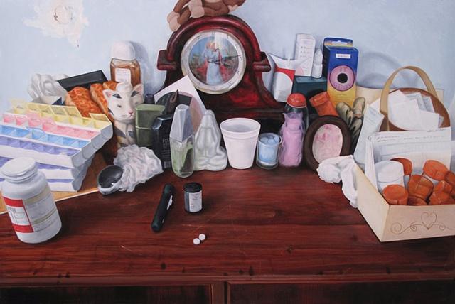 Untitled (Becky's Dresser)