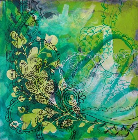 Small Abstraction No. 15