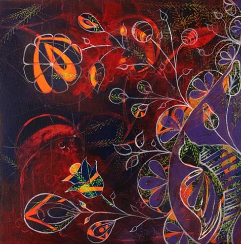 Small Abstraction No 14