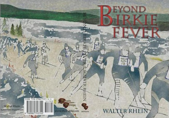 Beyond Birkie Fever  Book Cover