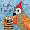 """Book Cover for """"Unlikey Friends"""""""