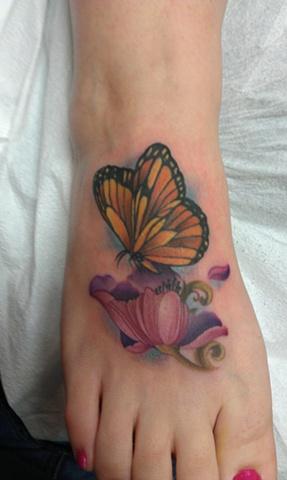 flower b.fly