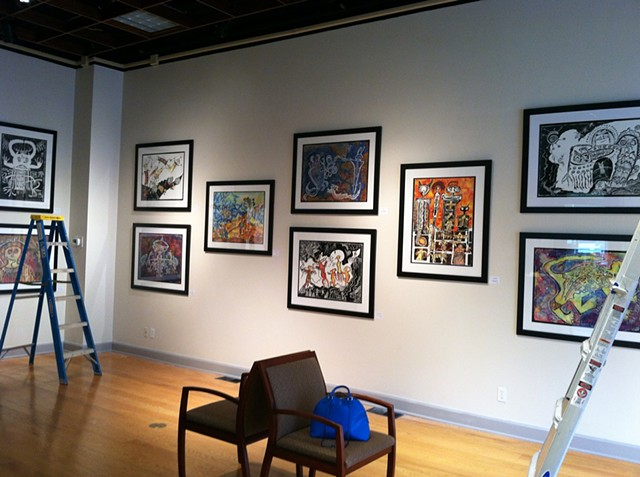 Solo Exhibit photo 11