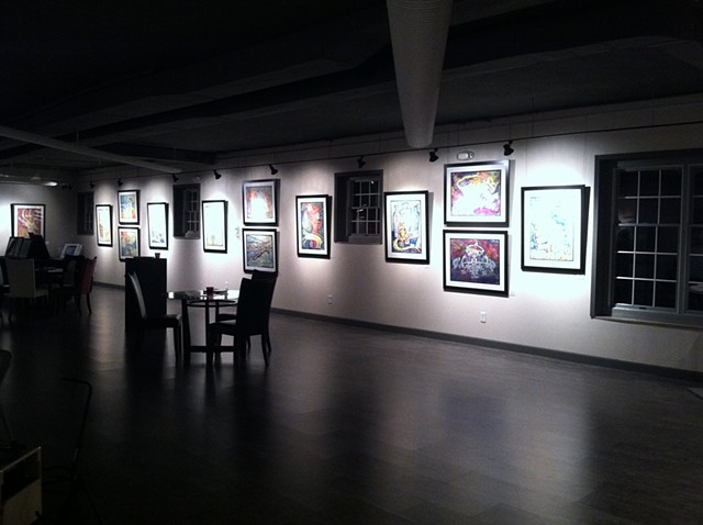 Solo Exhibit