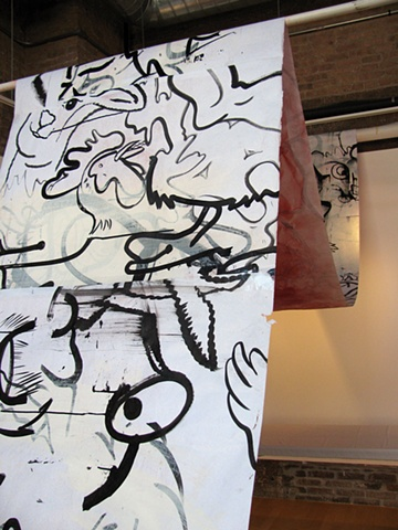 Drawings/Installations