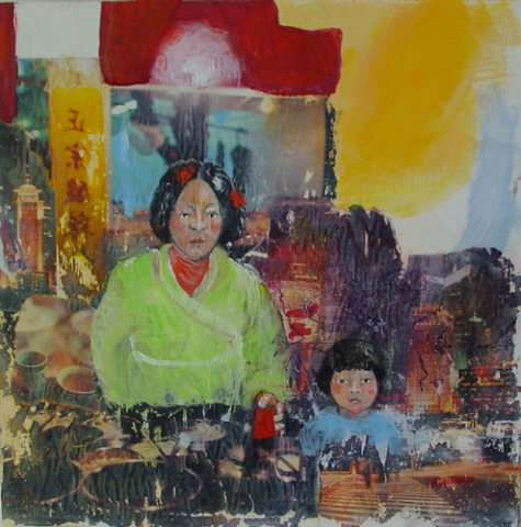 Chinatown; Feng Shui Envelope