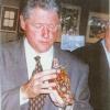 Bill Clinton Shops