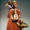 Churchlady,   a whistle by Delia Robinson