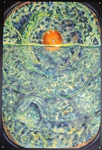 Orange in the Copper (Gave)