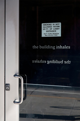 """The Building Inhales/The Building Exhales"" (CIIS)"