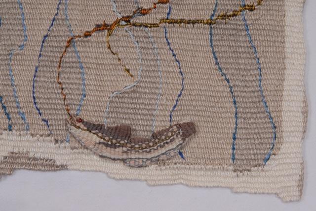 Pushing the Envelope Cod detail