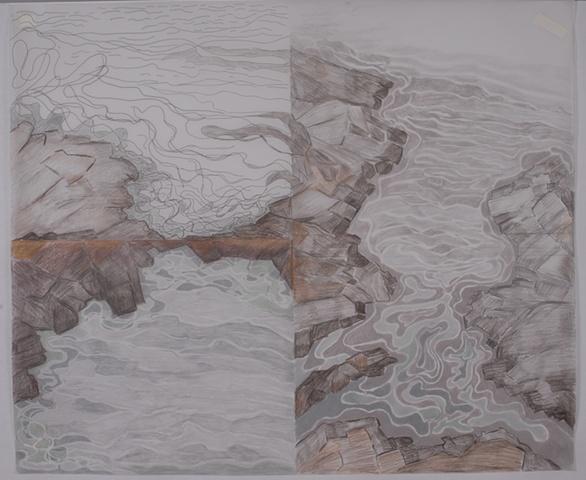 Rock Crevasses