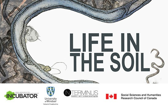 Life in the Soil March 6-9, 2017