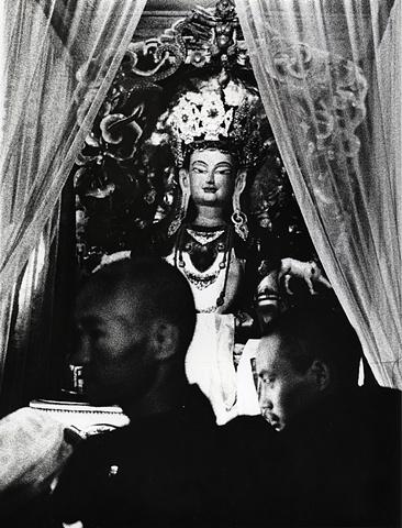 Lord Tonpa Shenrab Buddha Menri Monastery, Solan, India