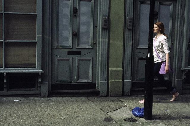 fashion photography by Junko Theresa Mikuriya shot on analogue film in London Shoreditch