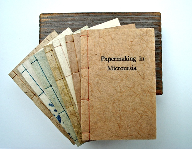Papermaking In Micronesia, Japan