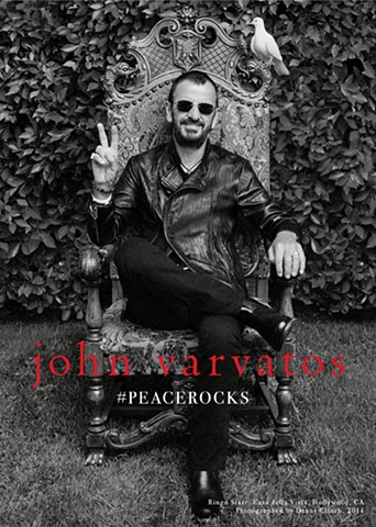 RINGO STARR for John Varvatos