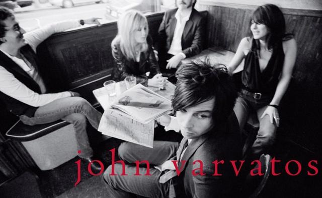 RYAN ADAMS  for John Varvatos
