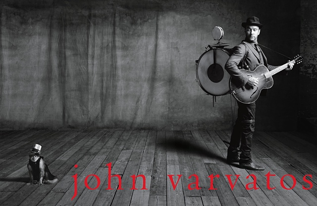 DAVE MATTHEWS  for John Varvatos