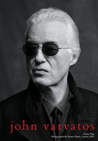 JIMMY PAGE for John Varvatos