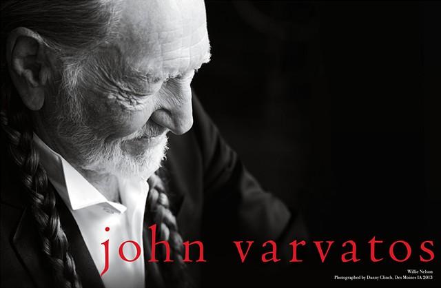 WILLIE NELSON for John Varvatos