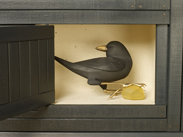 Wherever Your Treasure Lies - Detail