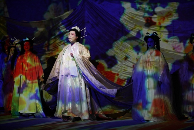 MADAMA BUTTERFLY Baltimore Opera Alberto Spiazzi, costume designer  Photo by Michael DeFilippi
