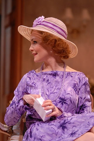 THE CONSTANT WIFE Olney Theatre Center Elizabeth Covey, costume designer Photo by Stan Barouh