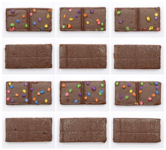 A Morphology of Luxury - Cosmic Brownies