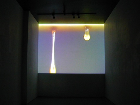 Passional 1 (honey) - installation view