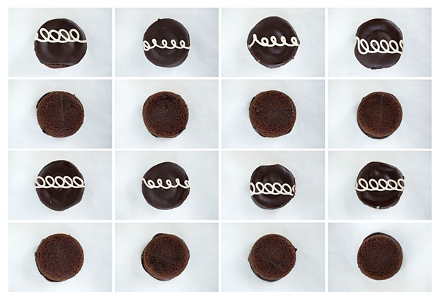 A Morphology of Luxury in Chocolate, 2012