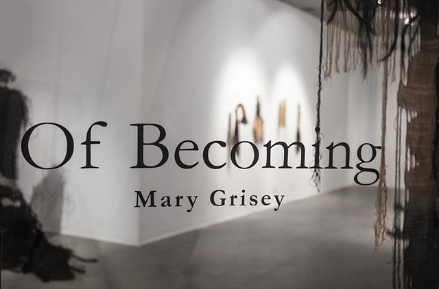 Of Becoming, MFA Thesis Exhibition