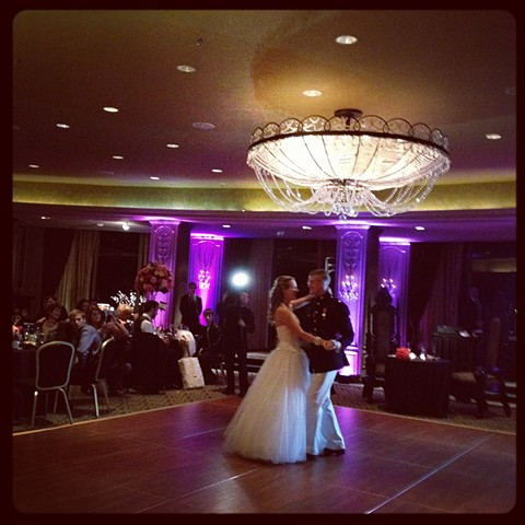 The Wedding Dance, Houston, Texas, 2012