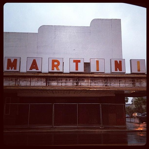 Martini, Galveston, Texas 2012