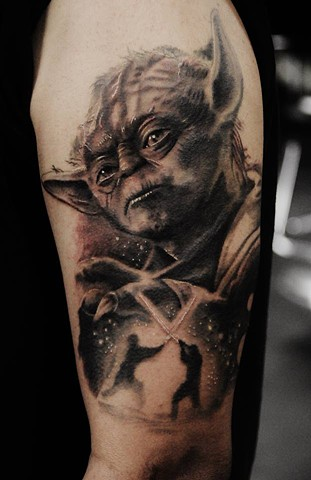 Tattoo by Trent Valleau