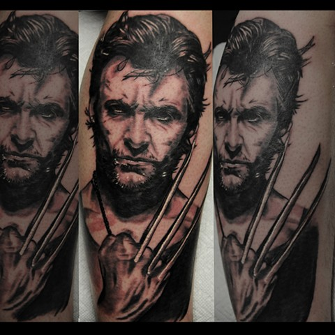... MEN Wolverine, Hug...