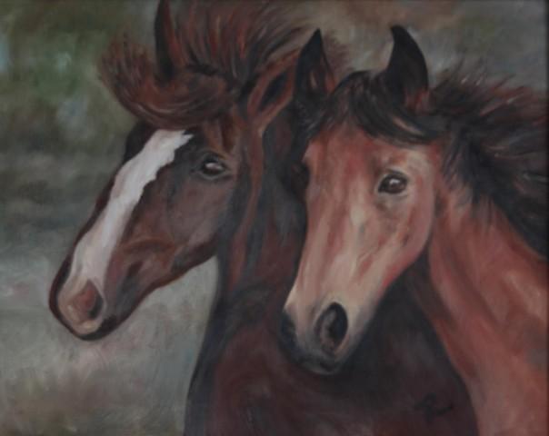 Primo Amore - Horses