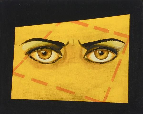 Yellow Eyes